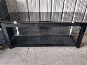 Glass TV Stand for Sale in Morton, IL