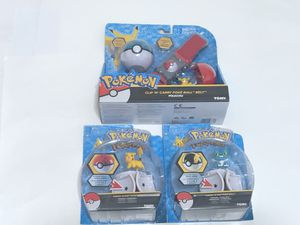 Pokemon Bundle Lot Of 2 Clip N Carry Pokeball Belt Tomy Throw Pop Ultra Ball Toy for Sale in South El Monte, CA