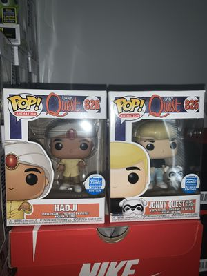 Funko Pop Jonny and Hadji for Sale in Sunrise, FL