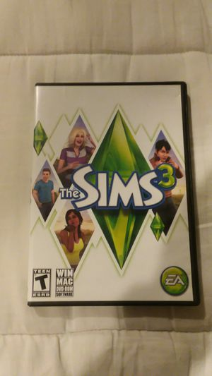 The Sims 3 (PC) for Sale in WLKS BARR Township, PA