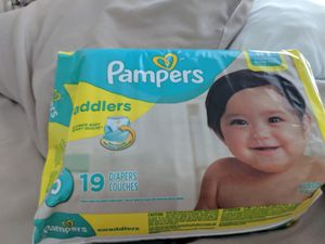 Pampers swaddlers for Sale in Boston, MA