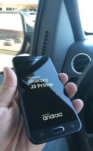 Samsung Galaxy J3 Prime for Sale in Silver Spring, MD