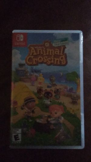 Animal Crossing New Horizons Nintendo Switch for Sale in Rocky Hill, CT