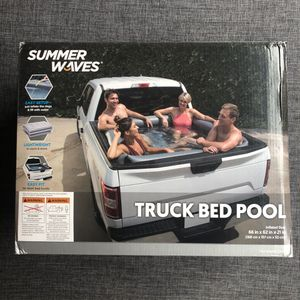 Summer Waves Truck Bed Pool - NEW for Sale in Silver Spring, MD