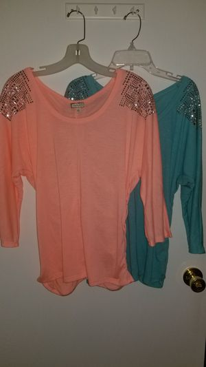 Pair of girls tops for Sale in Mount Joy, PA