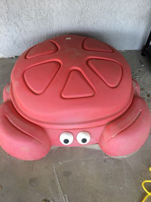 Sand box and sand for Sale in San Diego, CA