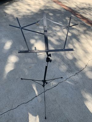 music stand for Sale in Yucaipa, CA