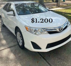 🌹I'm selling the family car 2013 toyota camry one owner!price is $1.2OO 🍂 for Sale in Fremont, CA