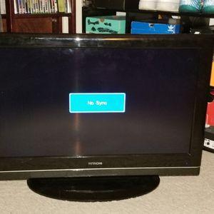 "32"" Hitachi Tv for Sale in Marysville, WA"