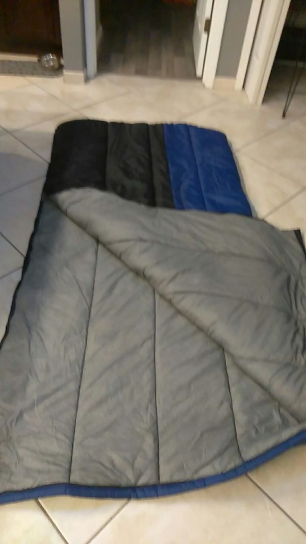 Coleman sleeping bag. New