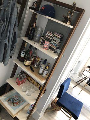 Mid century modern ladder shelf for Sale in Brooklyn, NY