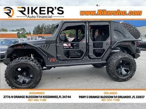 2017 Jeep Wrangler Unlimited for Sale in Kissimmee, FL