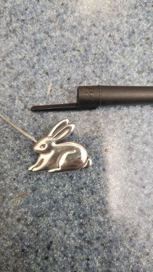 James avery bunny pin charm for Sale in Austin, TX