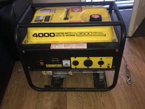 Generator for Sale in Akron, OH
