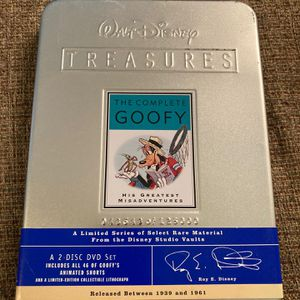 What does new treasures the complete goofy for Sale in Sugar Land, TX