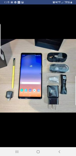 Samsung Galaxy Note 9 unlocked new in box for Sale in Ball Ground, GA