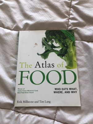 The Atlas of Food (Agriculture) for Sale in Oshkosh, WI
