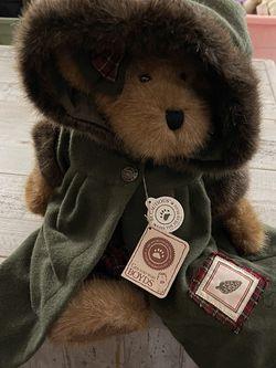 Boyds Bears Sierra Woodsbeary #912632 Fall Harvest Bear for Sale in Peyton,  CO