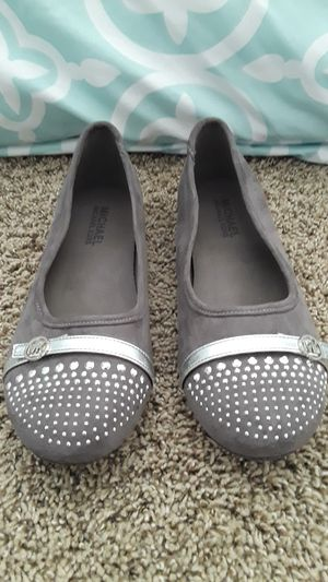 Michael Kors Gray Flats for Sale in Caruthers, CA