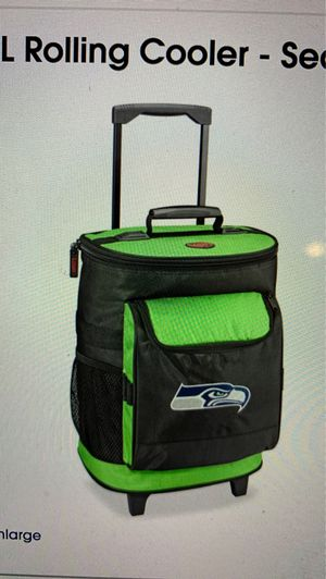 NFL Rolling Cooler - Seahawks / New in Box for Sale in Los Angeles, CA