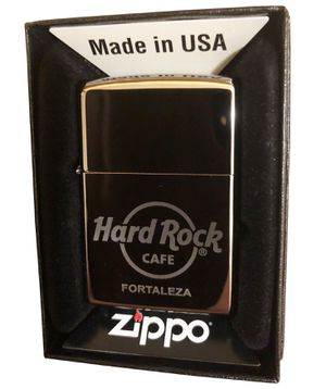 Hard Rock Cafe FORTALEZA Collectible ZIPPO Lighter for Sale in Round Lake, IL
