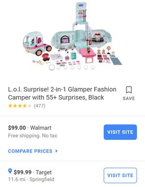 LOL Glamper for Sale in Junction City, OR