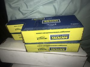 Dorman infinity g35 car parts (driver control arm and inner and outer tie rods) for Sale in Long Beach, CA