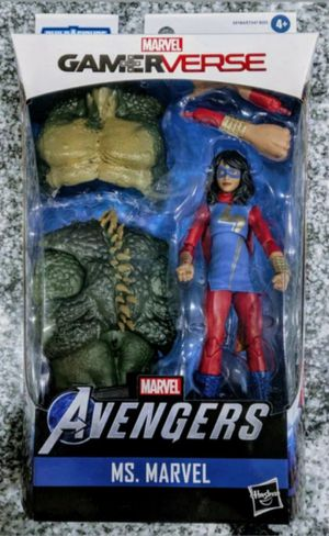 Marvel Legends Gamerverse Avengers Ms. Marvel Collectible Action Figure Toy for Sale in Chicago, IL