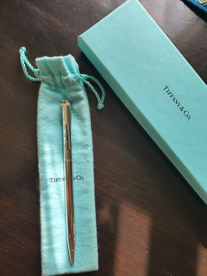 Tiffany & Co. T-Clip Ballpoint Pen for Sale in San Diego, CA