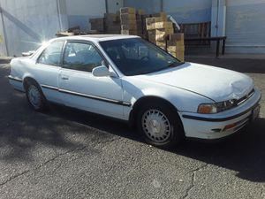 1991 HONDA ACCORD.- toyota camry corolla honda civic for Sale in Los Angeles, CA