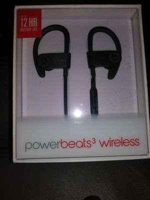 Powerbeats3 wireless , Pubb wireless for Sale in Raleigh, NC
