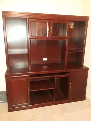 Desk and Hutch for Sale in Miami, FL