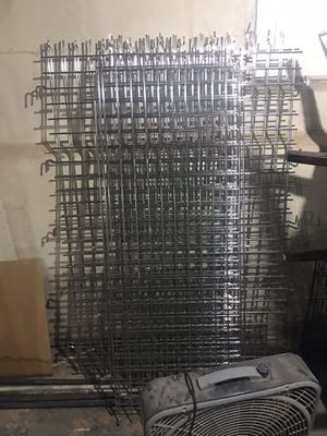 Metal cage (pieces) metal file cabinets FREE for Sale in Bloomfield, NJ