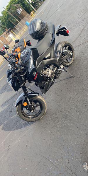 2019 z125 Kawasaki for Sale in Dearborn Heights, MI