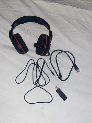 Turtle beach ear force stealth 450 wireless pc gaming headphones for Sale in Snohomish, WA