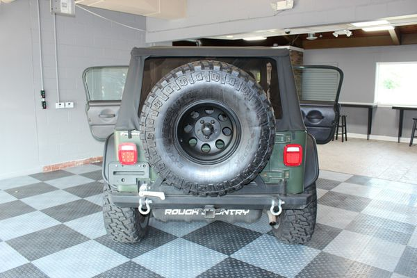 ** 2002 Jeep Wrangler ** TJ SERIES ** TOW PACKAGE** 4X4**