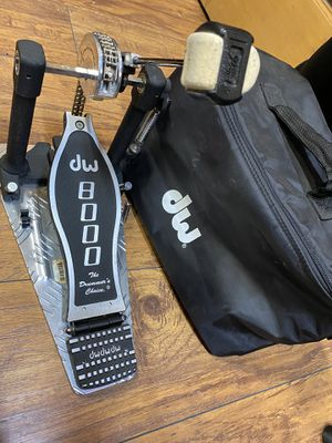DW 8000 with case for Sale in Los Angeles, CA