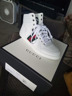 Gucci men's sneaker 10.5 for Sale in Buffalo, NY