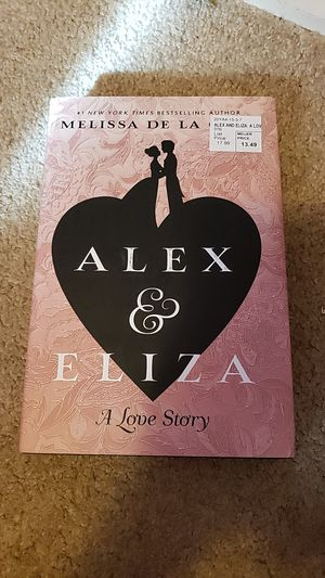 Book alex and eliza for Sale in Lemoore, CA