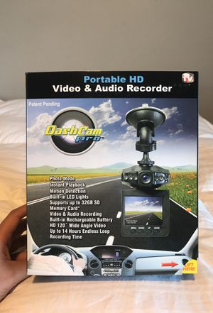 Portable video and Audio recorder for Sale in Portland, OR
