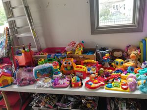 Baby toddler toy lot for Sale in Plainfield, IL