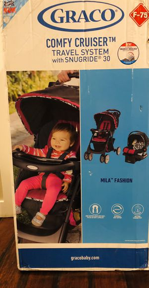 GRACO stroller &carseat brand new unopened price is non negotiable for Sale in Lynnwood, WA