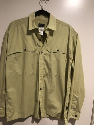 Patagonia button down shirt men's M for Sale in Houston, TX