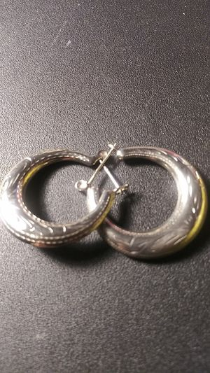 925 SILVER RING AND 925 SILVER EARRINGS for Sale in Brownsville, TX