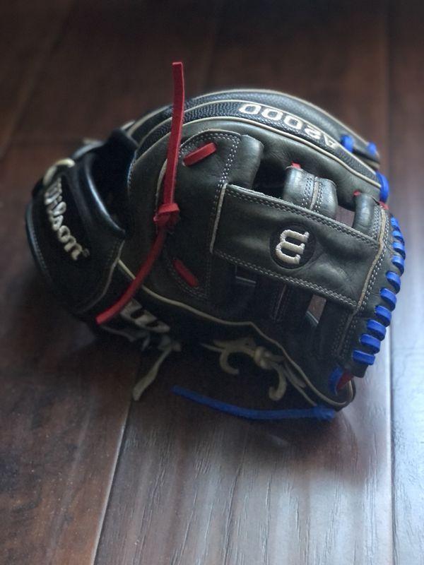 Wilson A2000 G4