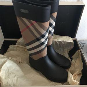 Burberry Rain boots for Sale in Chicago, IL