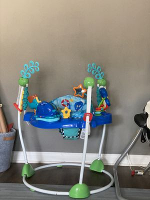 Baby bouncer for Sale in Santa Clarita, CA
