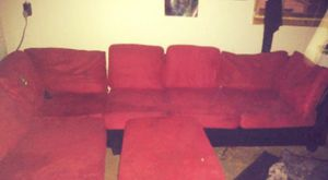 Sectional couch for Sale in Covington, GA