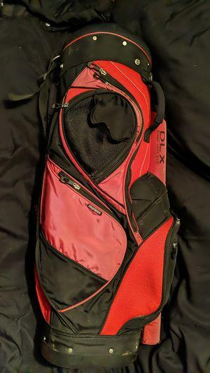 Golf club bag DLX speed cart bag for Sale in Olympia, WA