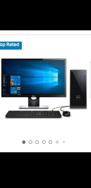 Like new Dell Inspiron desktop computer for Sale in Warren, MI
